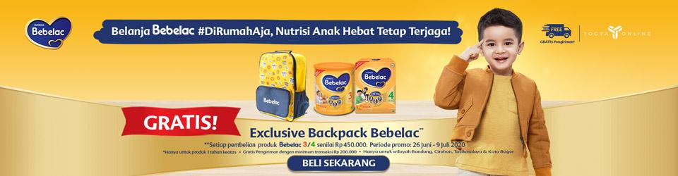 Bebelac Exclusive Backpack