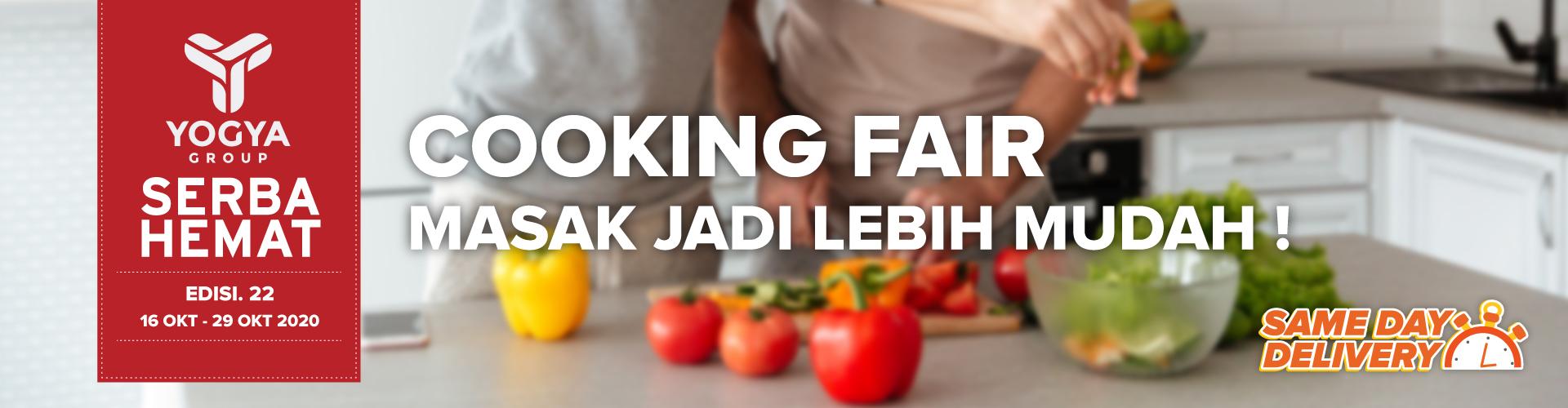 Cooking Fair