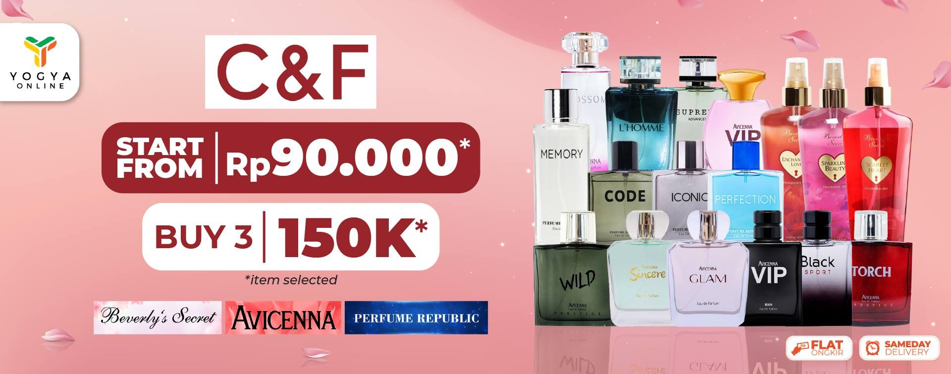 C&F Parfume