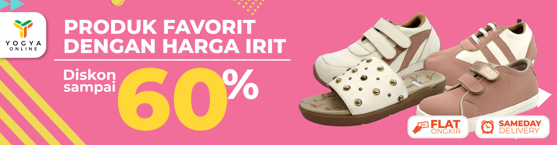 Shoes Disc. Up To 60%