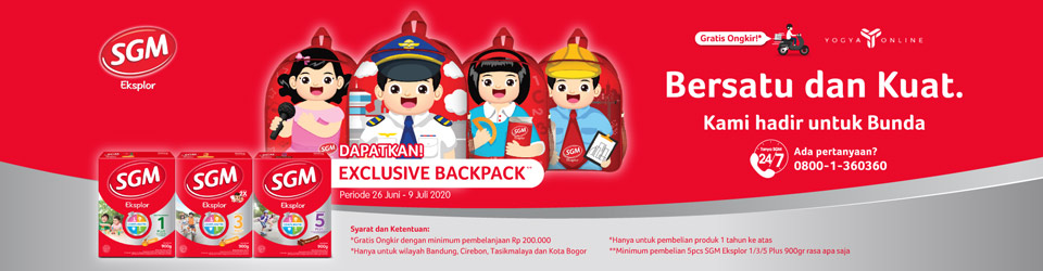 SGM Exclusive Backpack