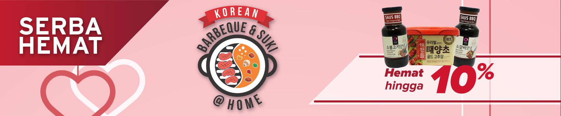 Korean BBQ & Suki