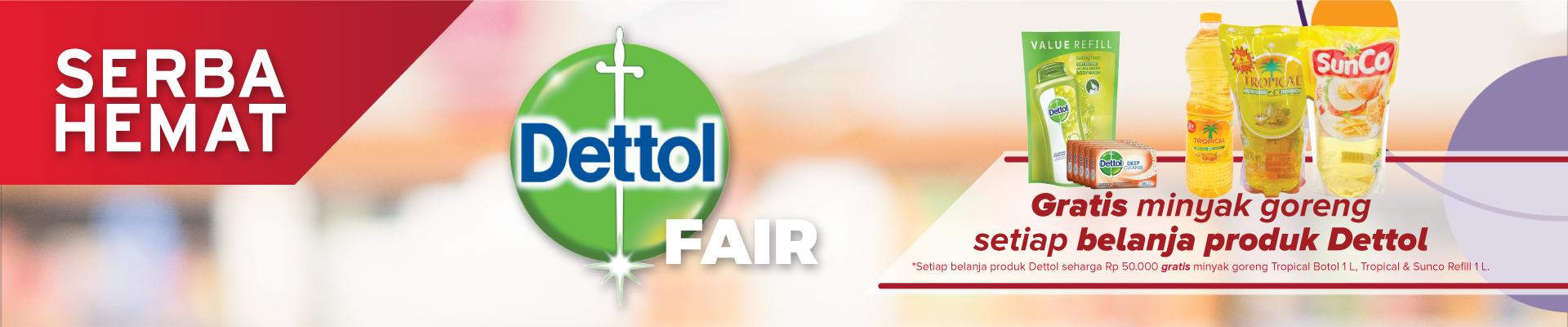Dettol Fair