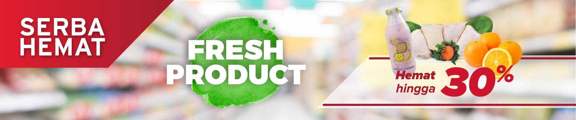 Produk Fresh