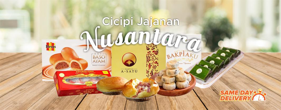 Jajanan Khas Nusantara