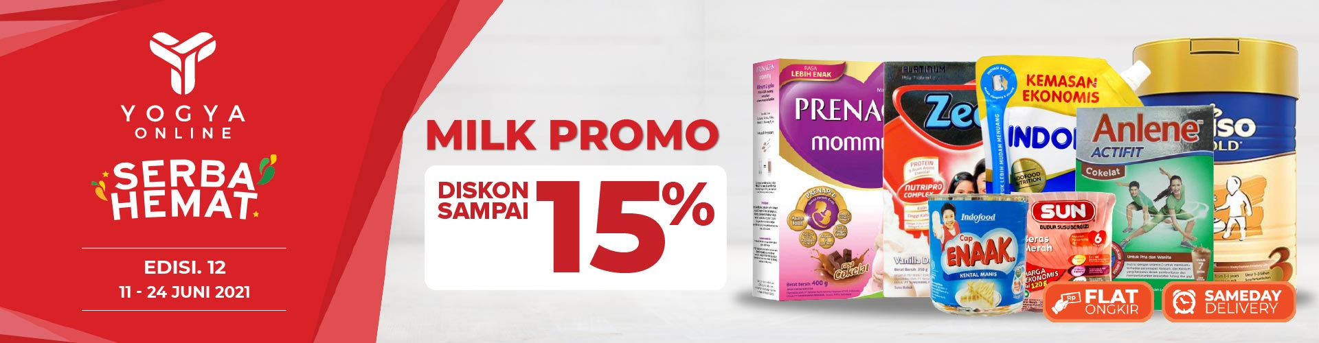 Milk Promo